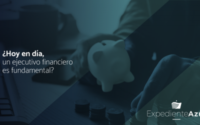 Expediente Azul: ¿Hoy en día, un ejecutivo financiero es fundamental?